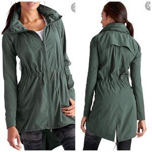 Athleta Drippity Drop Rain Jacket size xl